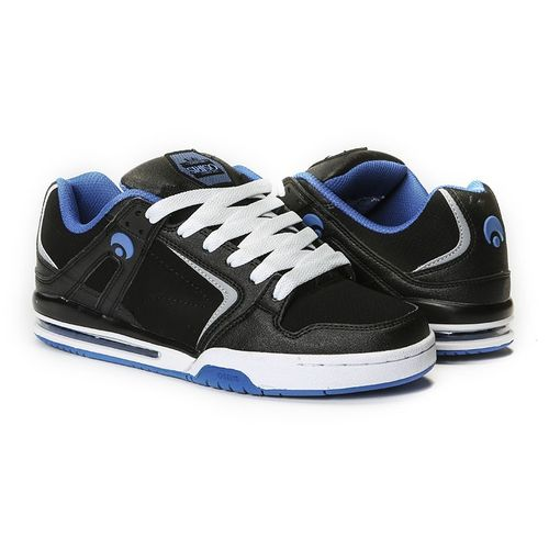 Zapatilla Osiris II PXL black royal white