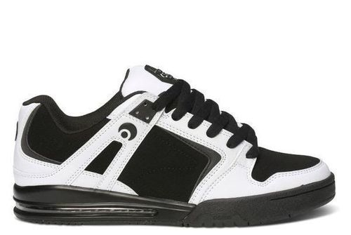 Zapatilla Osiris II PXL white black white