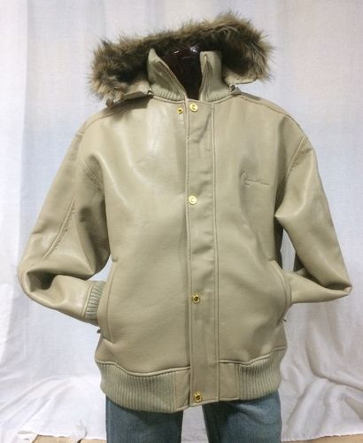 TWINED DELUX SHERPA JACKET BEIG  Karl Kani