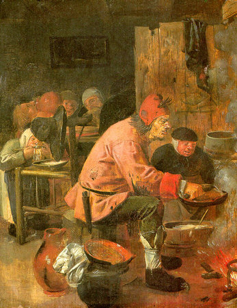 Adriaen Brouwer. The Pancake Baker, mid 1620s, oil on panel, Philadelphia Museum of Art\\n\\n01/11/2011 00:10
