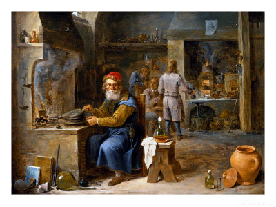 David teniers the younger. El alquimista\\n\\n01/11/2011 00:03