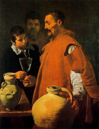 Diego Velázquez. El aguador de Sevilla. The-waterseller-of-seville-. 1623\\n\\n30/10/2011 20:22
