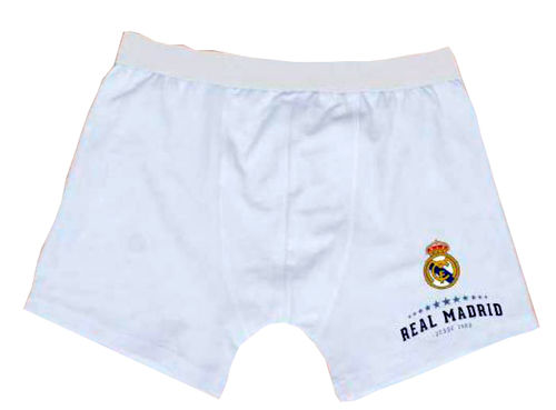 "REAL MADRID BOXER ""WHITE"""
