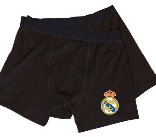 "REAL MADRID BOXER ""BLACK"""