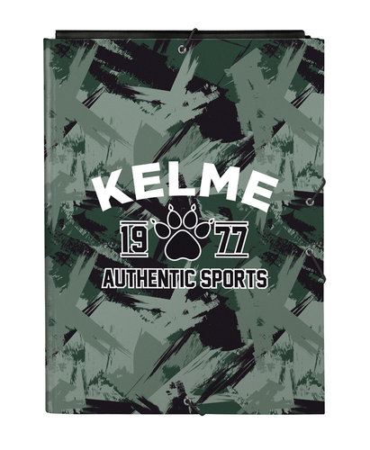 "KELME CARPETA FOLIO 3 SOLAPAS ""AUTHENTIC"""