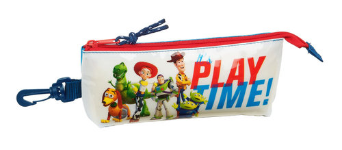 "TOY STORY PORTATODO TRIANGULAR ""PLAY TIME"""