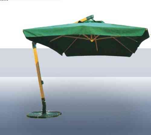 PARASOL MADERA DELUXE 3x3 PP