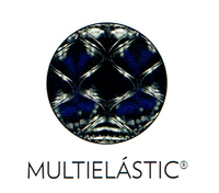 Multielástic spring mattress