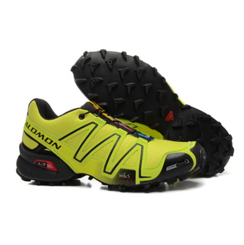 Salomon Speedcross 3 GTX amarillas y negras