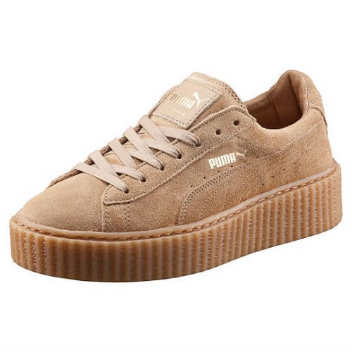 Puma Creeper by Rihanna marrones
