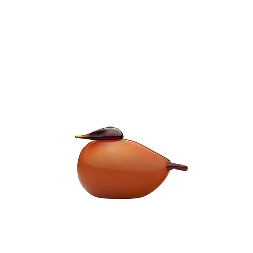 Figura IITTALA Birds Kuulas Seville Orange