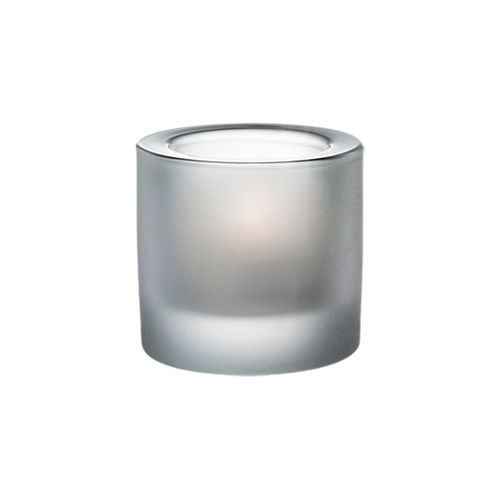 Portavelas IITTALA KIVI Votive 60mm Frosted
