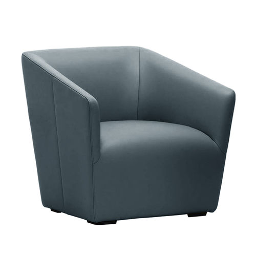 VITRA Occasional Lounge Chair Premium Leather