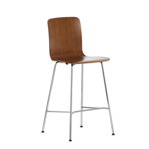 Taburete VITRA HAL Ply Stool Medium