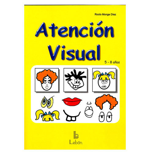 LIBRO -ATENCION VISUAL- (Lebon)