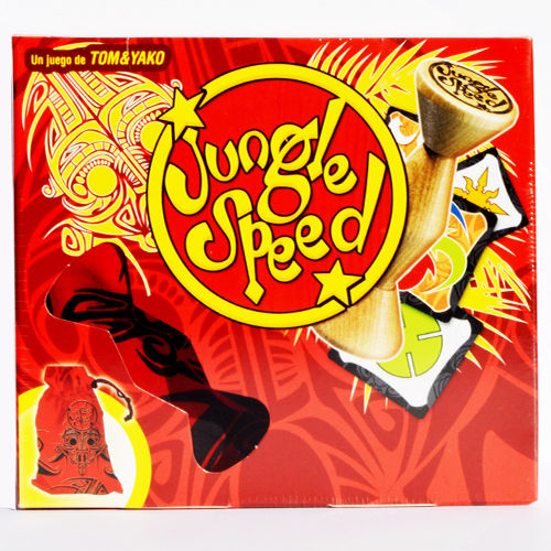 JUEGO -JUNGLE SPEED-