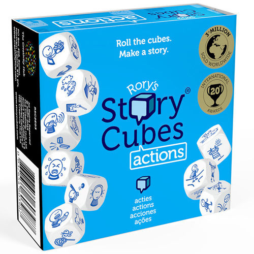 JUEGO -STORY CUBES ACTIONS