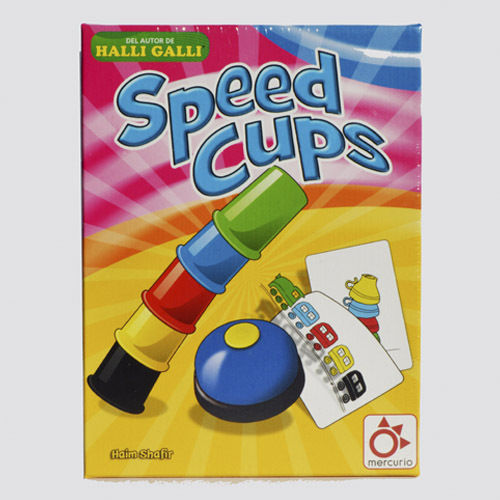 JUEGO -SPEED CUPS-