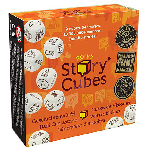 JUEGO -STORY CUBES CLASSIC-